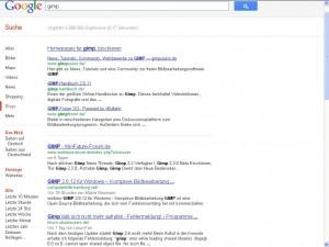 Google kaputt?