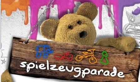 Logo spielzeugparade.de